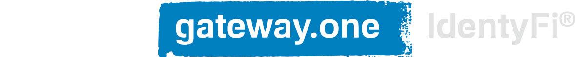 Logo gateway.one